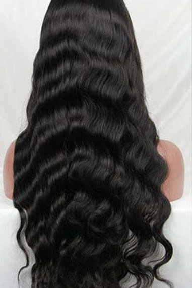 Indian Body Wave - Natural