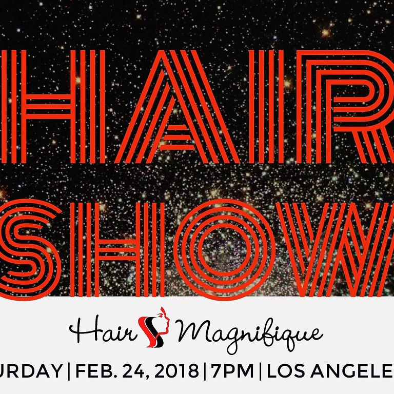 Faces of Hair Magnifique Hair Show!