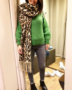 FORMULE LOOK ▪️ Un petit look vert 🍏 !