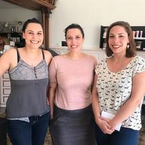 Merci à ces 3 sœurs qui ont participé à
