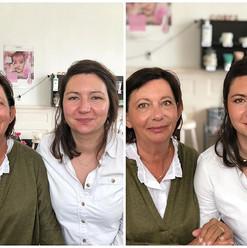 MOMENT MÈRE FILLE ▪️_Annick et Elsa sont