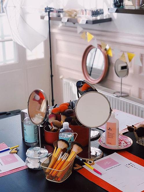 Bon Cours de Maquillage 2 personnes