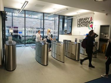 University of Dundee L1 Refurbishment