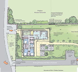 1849-SD-003 Rev A Site Plan Proposed Dwe