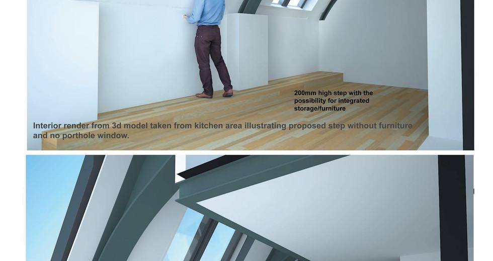 1487-VS-004 Visualisation Floor 2 Interi