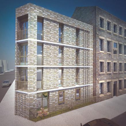 Tannadice Apartments