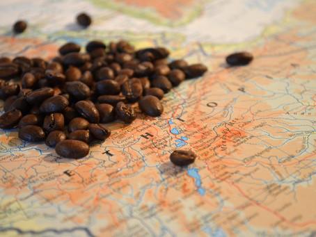 エチオピアコーヒーのお話
