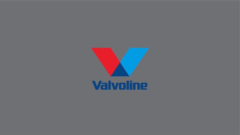 VALVOLINE Waterslide Decal Sheet