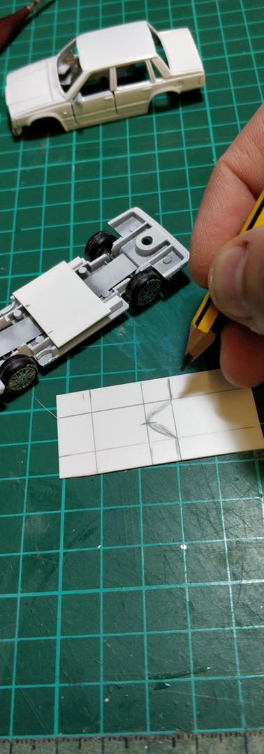 Matchbox Volvo 760GLE