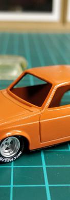 Matchbox Ford Escort MK2 RS2000
