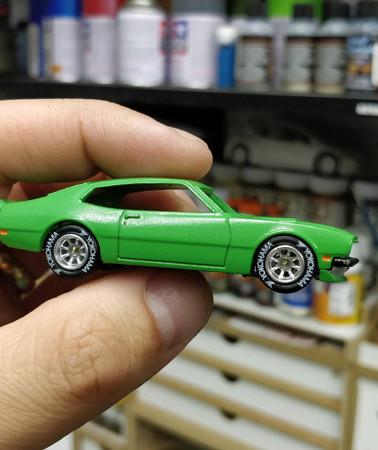 Hot Wheels Ford Maverick Grabber