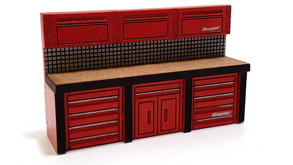 1/64th Scale Workbench Kit Small - V1