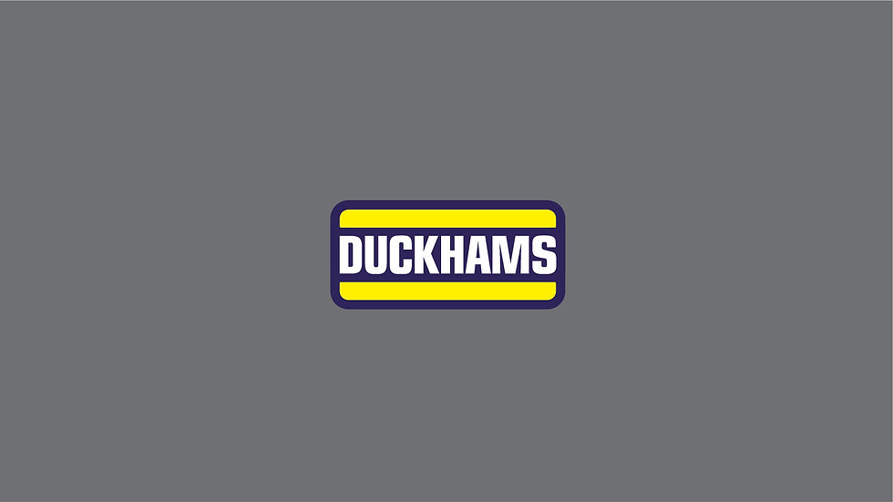 DUCKHAMS Waterslide Decal Sheet