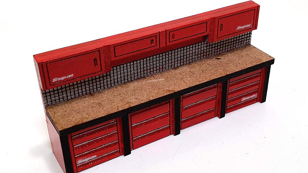 1/64th Scale Workbench Kit Medium