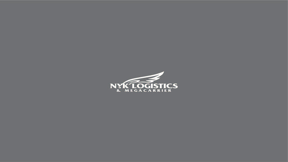 NYK Logistics Waterslide Decals for Containers
