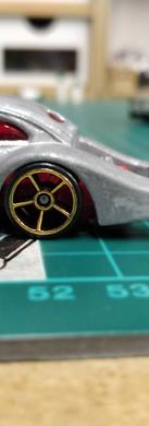 Hot Wheels VW Beetle Kaffa Racer