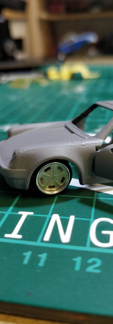 Matchbox Porsche 911 Turbo