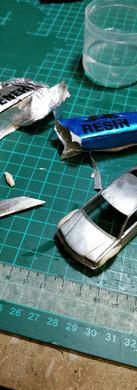 Corgi Mercedes-Benz 190E DTM