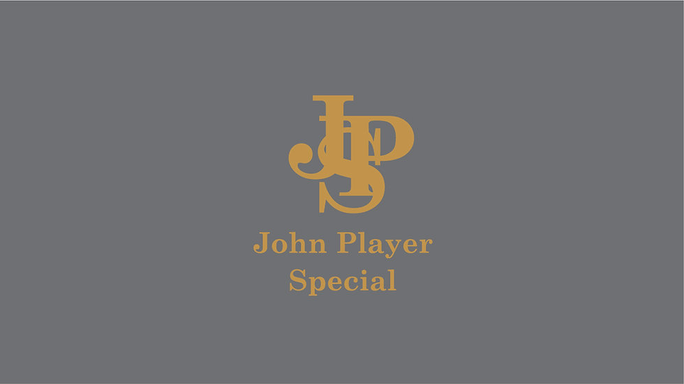 John Player Special Waterslide Decal Sheet