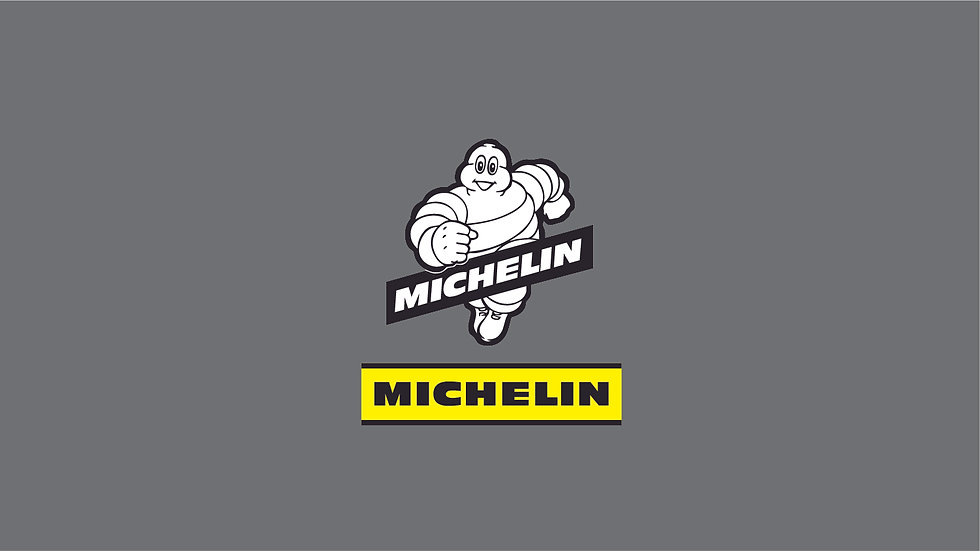 MICHELIN (old) Waterslide Decal Sheet