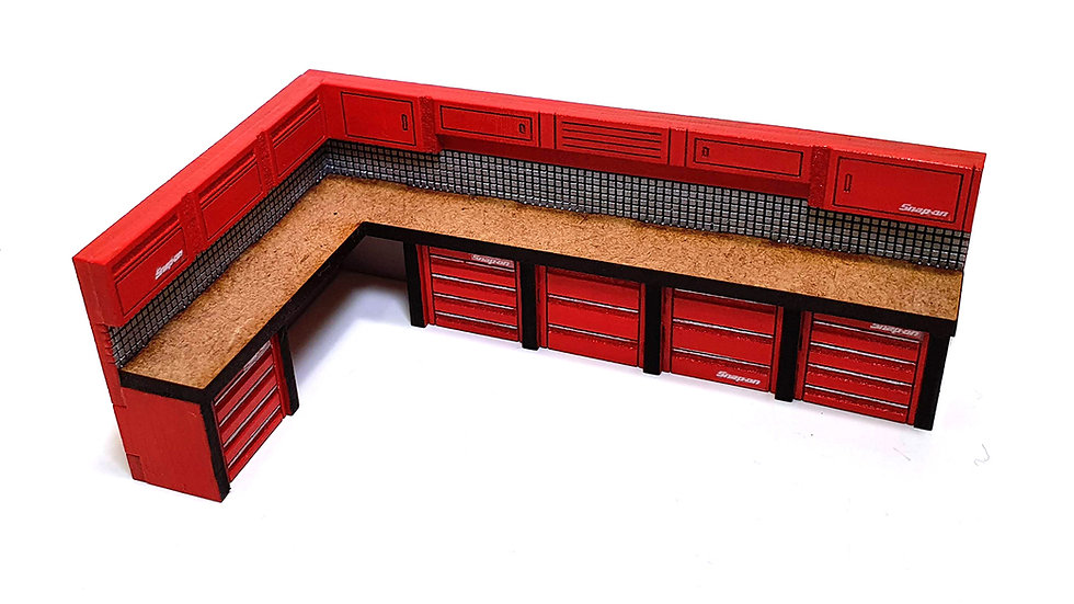 1/64th Scale Workbench Kit LARGE