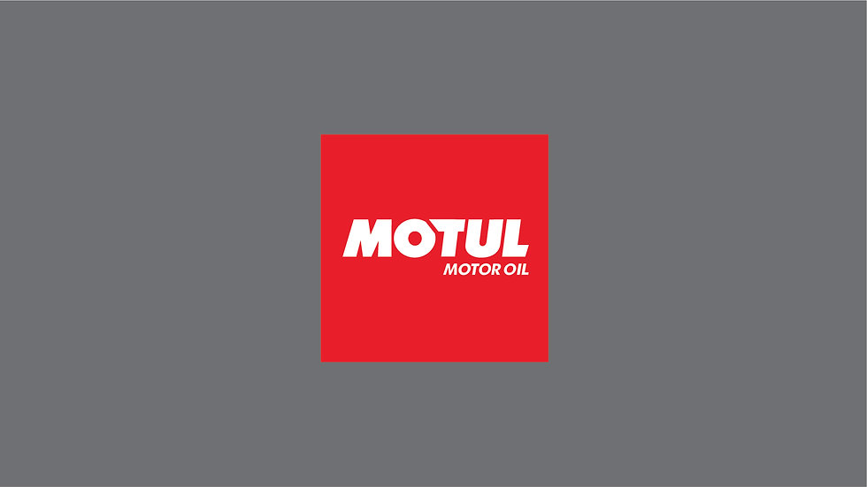MOTUL Waterslide Decal Sheet