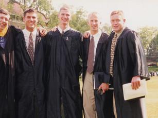 Craig Tepper, PhD and his Biology/Biochem grads