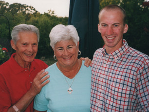 Grandmarie and Papa Jack - Circa 2004.JP