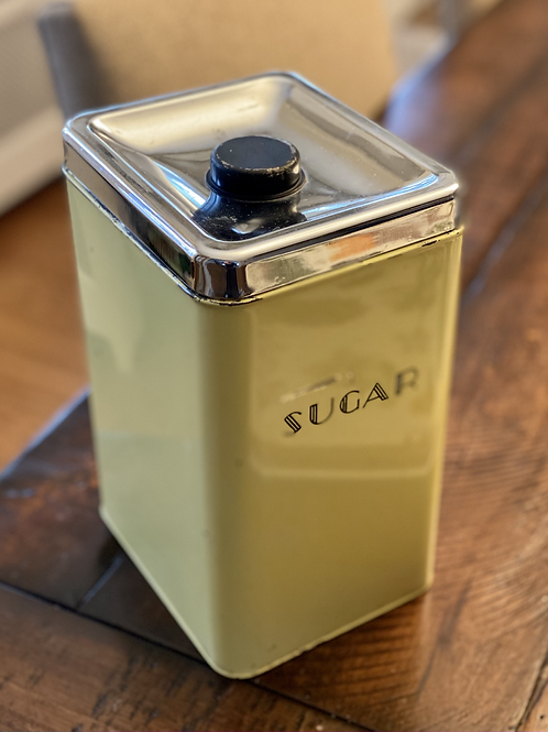 MCM Sugar Canister