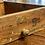 Thumbnail: Antique Triangular Wood Tool Drawer