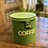 Thumbnail: Vintage Green Coffee Canister