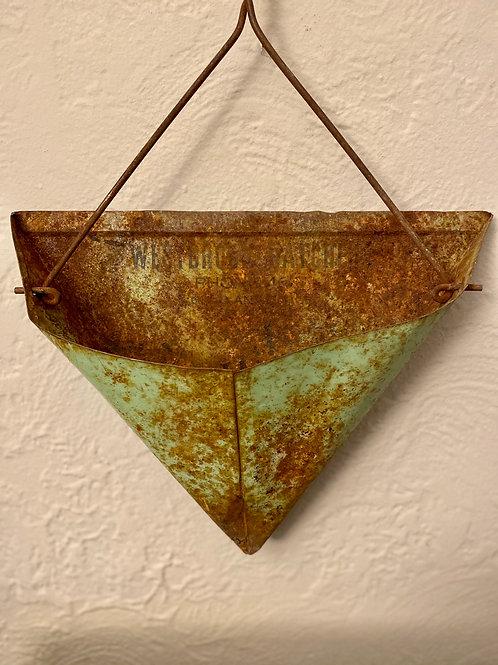 Antique Dust Pan
