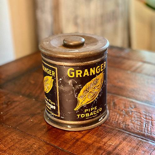 Vintage Granger Tobacco Tin