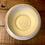 Thumbnail: Midcentury Frankoma Yellow Round Pottery