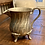 Thumbnail: Antique Silver Leaf Etched Creamer