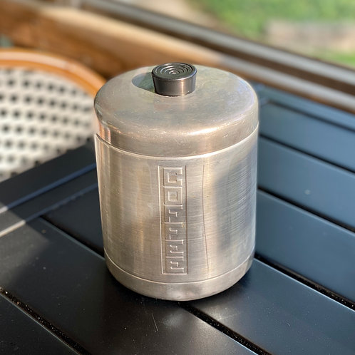 Vintage Tin Coffee Canister