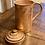 Thumbnail: Antique Copper Water Pitcher
