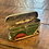 Thumbnail: Vintage Mini Hinged Tobacco Tin