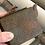 Thumbnail: Vintage Asian Brown/Orange Square Clay Teapot