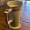 Thumbnail: Antique 2 Deciliter Pewter Measuring Cup