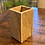 Thumbnail: Reclaimed Wood Vertical Box