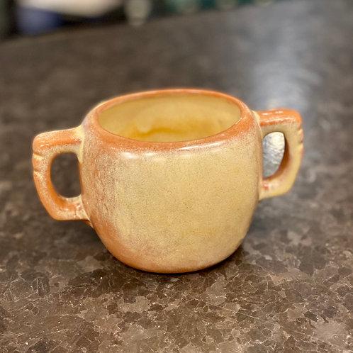 Midcentury Frankoma Dual Handle Vase