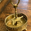 Thumbnail: Antique Brass Pipe Holder