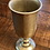 Thumbnail: Antique Armetale Pewter Chalice
