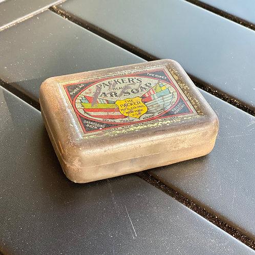 Vintage Soap Tin