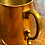 Thumbnail: Antique Copper and Brass Mug