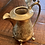 Thumbnail: Antique Silver Etched Creamer