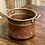 Thumbnail: Antique Solid Copper Cauldron