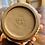 Thumbnail: Vintage Asian Brown Floral Clay Teapot