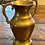 Thumbnail: Antique Brass Handled Vase